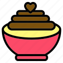 chocolate, fountain, sweet, food, dessert