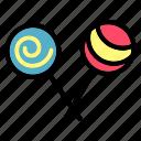 lollypop, candy, dessert, lollipop, lolly, sweet