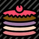 pancake, food, breakfast, cake, dessert