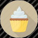 coconut ice-cream, frozen dessert, gelato, ice cream, sundae