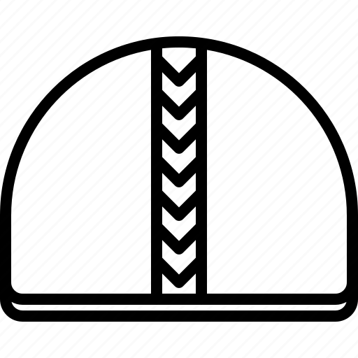cap, hat, rubber, swim, swimmer, swimming, water icon