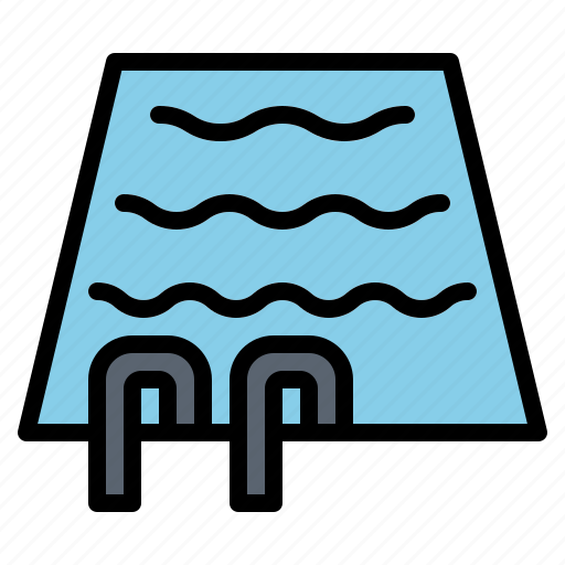 Pool, sport, swimming icon - Download on Iconfinder