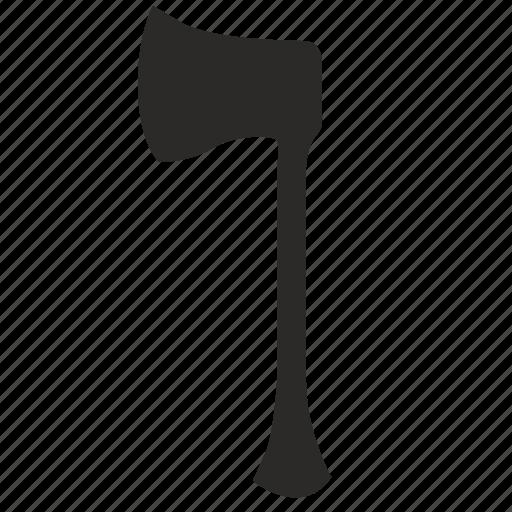 ax, axe, cold, weapon icon