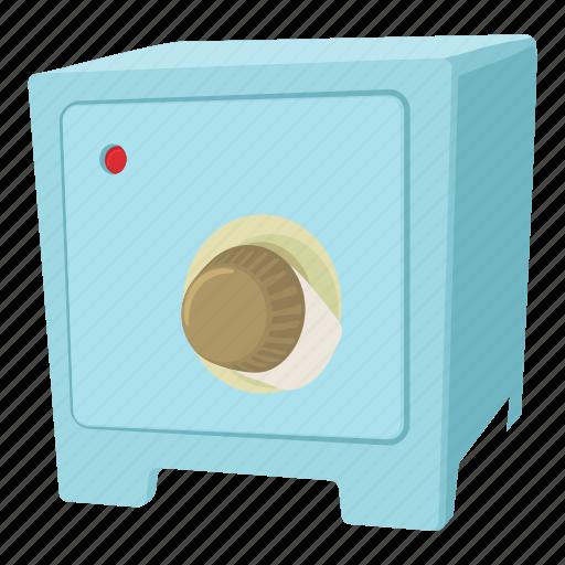 accessibility, box, cartoon, combination, lock, safe, solid icon