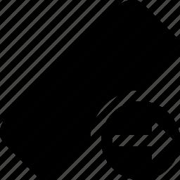 clean, delete, erase, eraser, next, remove, rubber icon