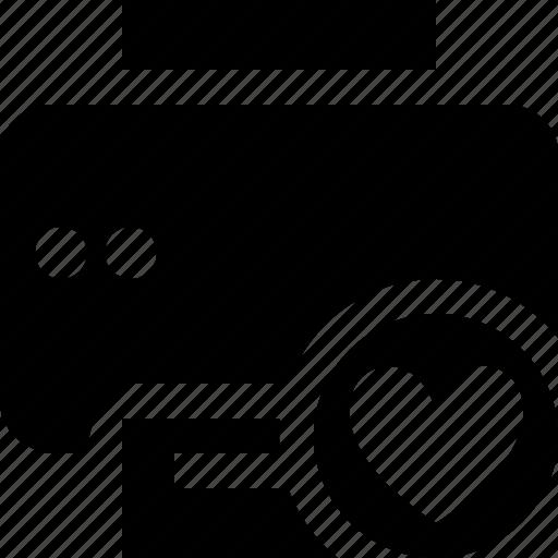 document, favorites, paper, print, printer, printing icon