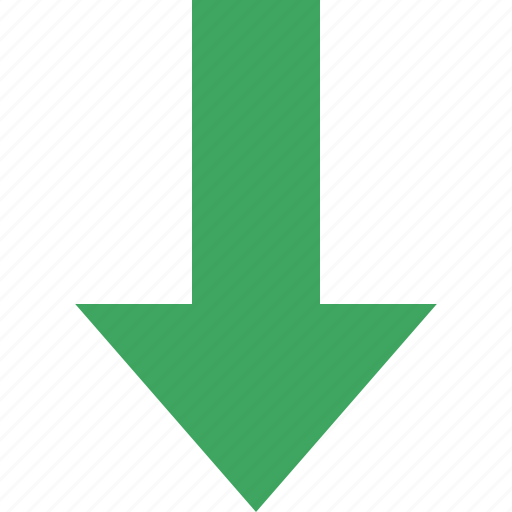 arrow, direction, down, download, move, upload icon