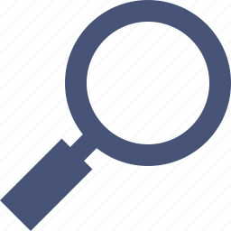 explore, find, magnifier, search, view, zoom icon