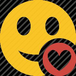 emoticon, emotion, face, favorites, smile icon