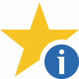 achievement, bookmark, favorite, information, rating, star icon