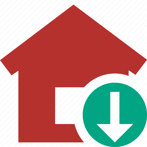address, building, download, home, house icon