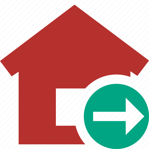 address, building, home, house, next icon