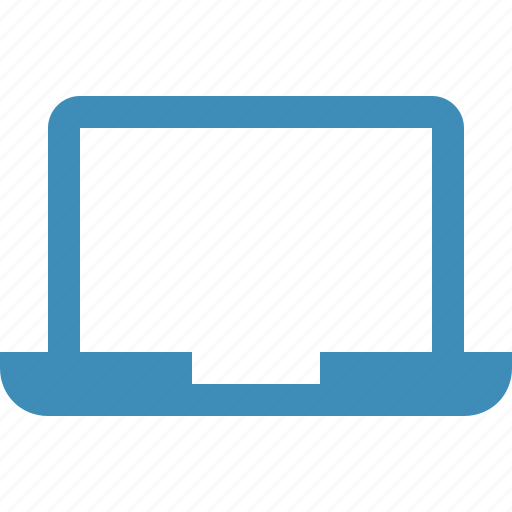 Pc, laptop, computer, screen, notebook icon - Download