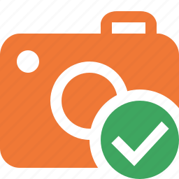camera, ok, photo, photocamera, photography, picture, snapshot icon