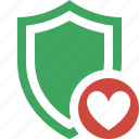secure, protection, safety, favorites, security, shield icon