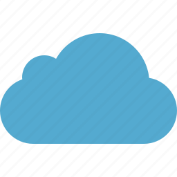 blue, cloud, network, storage, weather icon