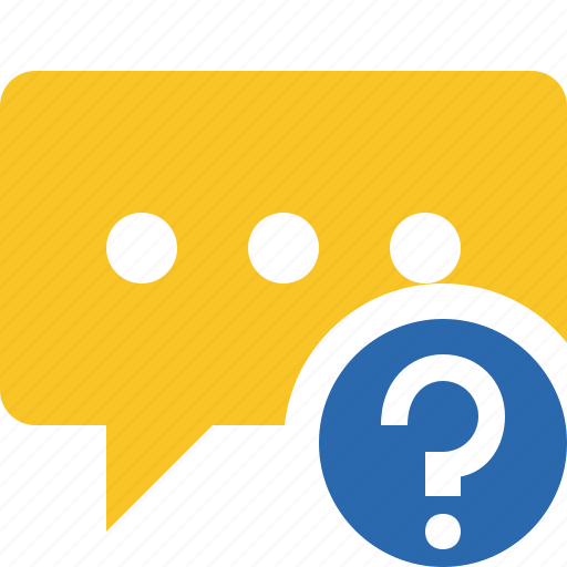 bubble, chat, comment, help, message, talk icon