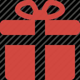box, christmas, gift, present, xmas icon