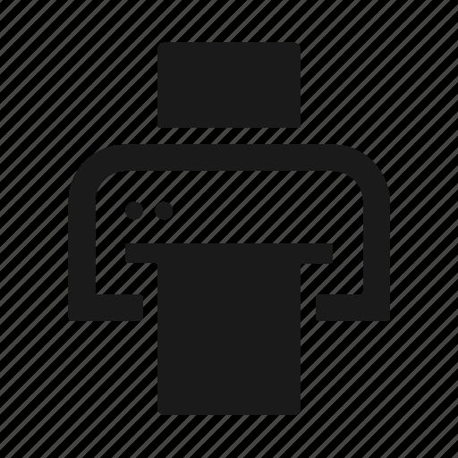 machine, printer, printing icon
