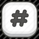 keycap icon