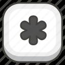 002a, keycap icon