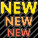 1f195, b, button, new icon