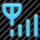 1f4f6, a, antenna, bars icon