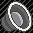 1f508, low, speaker, volume