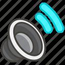 1f50a, high, speaker, volume