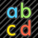 1f521, a, input, latin, lowercase icon