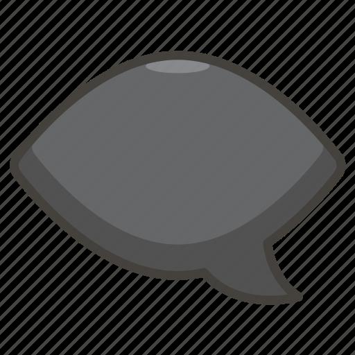 1f5e8, bubble, left, speech icon