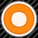 23fa, b, button, record icon