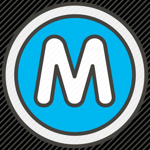 24c2, circled, m icon - Download on Iconfinder on Iconfinder