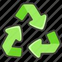 recycling, symbol, 267b icon