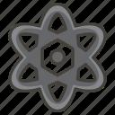 269b, a, atom, symbol icon