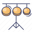 blocks, instrument, percussion, temple icon