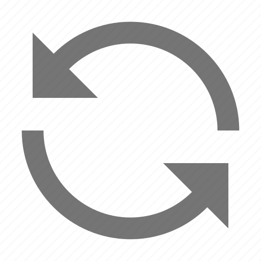 arrows, circle, loop, refresh, reload, renew, spin, sync icon