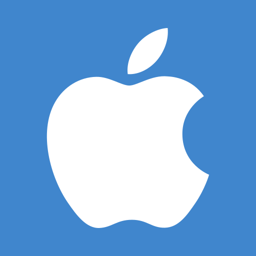 apple, ios, ipad, ipod, mac, macintosh, steve jobs icon