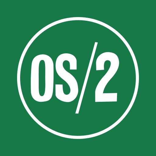 microsoft, os, os/2, os2 icon
