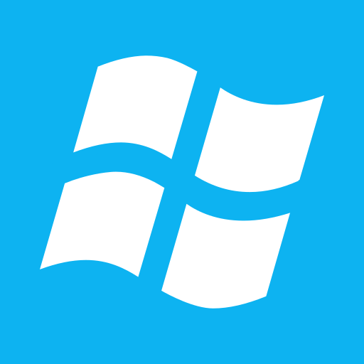 bill gates, microsoft, windows icon