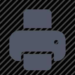 hardware, paper, peripheral, print, printer, sheet icon