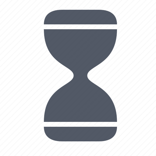 deadline, hourglass, loading, operating, system, time icon