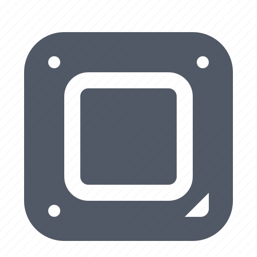 cpu, hardware, part, processor, system icon