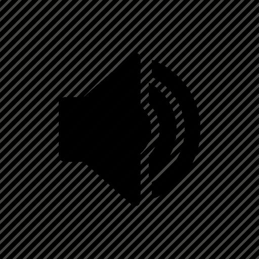 audio, speaker, system, ui, volume icon