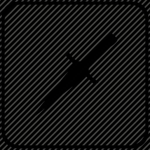 blade, function, ice, key, kitchen, pick icon
