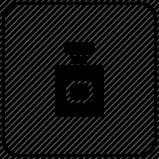 aroma, bottle, function, key, parfume icon