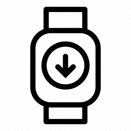 Device, download, mobile, monitoring, smart, technology icon - Download on Iconfinder