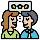 continuous, feedback, rating, satisfaction, survey