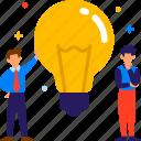 business, creative, creativity, idea, plan, strategy, success icon