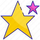 best, light, rating, shape, sparkle, star, starry icon
